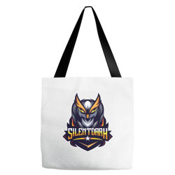 Silent Dark owl Tote Bags   Artistshot