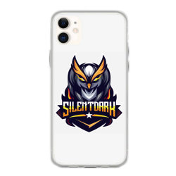 Silent Dark owl iPhone 11 Case | Artistshot