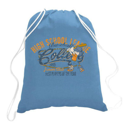 High School Drawstring Bags Designed By Disgus_thing