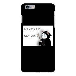 Make Art Not War iPhone 6 Plus/6s Plus Case   Artistshot