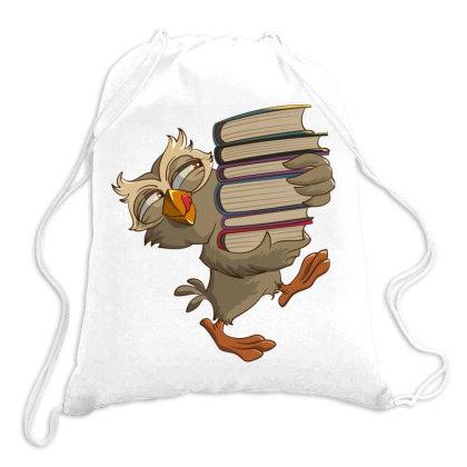 Owl Drawstring Bags Designed By Estore