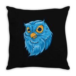 OWL Throw Pillow | Artistshot