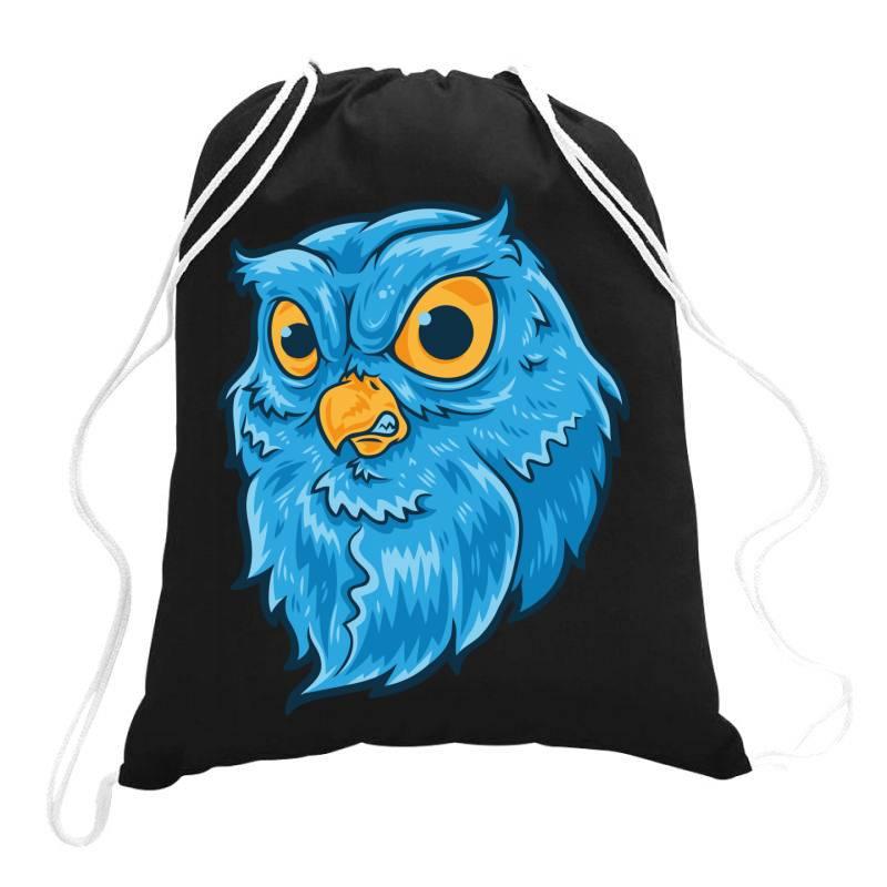 Owl Drawstring Bags   Artistshot