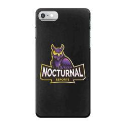 Nocturnal esports owl iPhone 7 Case | Artistshot