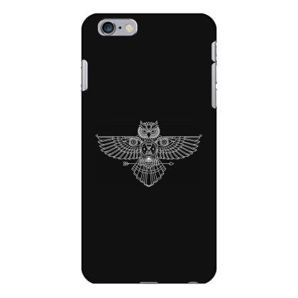 Owl Iphone 6 Plus/6s Plus Case Designed By Estore