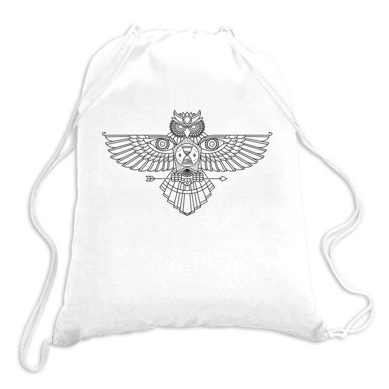 Owl Drawstring Bags | Artistshot