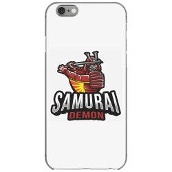 Samurai demon iPhone 6/6s Case   Artistshot