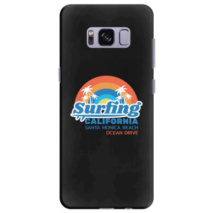 California Samsung Galaxy S8 Plus Case Designed By Disgus_thing