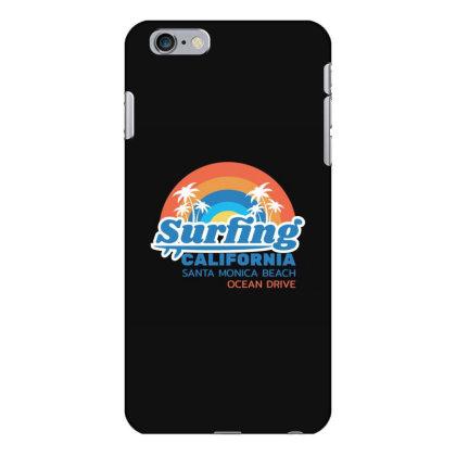 California Iphone 6 Plus/6s Plus Case Designed By Disgus_thing