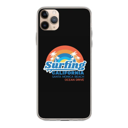 California Iphone 11 Pro Max Case Designed By Disgus_thing