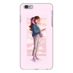 Phone clouds iPhone 6 Plus/6s Plus Case | Artistshot