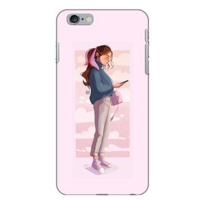 Phone Clouds Iphone 6 Plus/6s Plus Case Designed By Adesignerlife