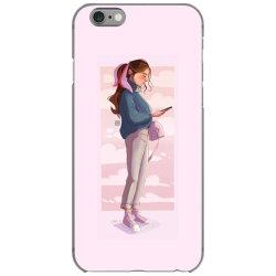 Phone clouds iPhone 6/6s Case | Artistshot