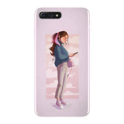 Phone Clouds Iphone 7 Plus Case Designed By Adesignerlife