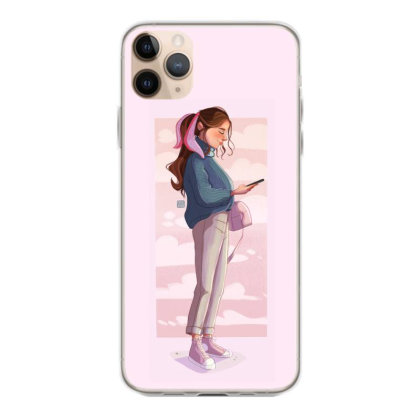 Phone Clouds Iphone 11 Pro Max Case Designed By Adesignerlife