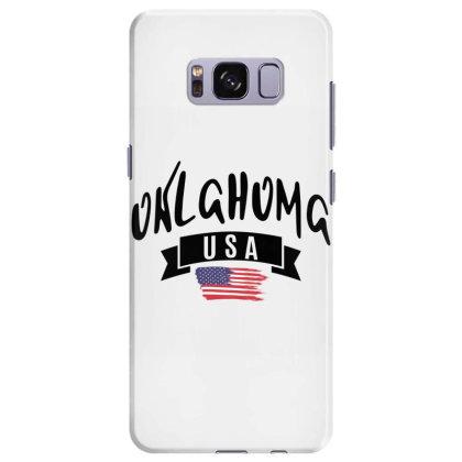 Oklahoma Samsung Galaxy S8 Plus Case Designed By Alececonello