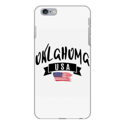 Oklahoma iPhone 6 Plus/6s Plus Case | Artistshot