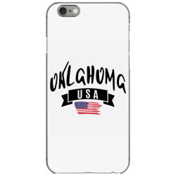 Oklahoma iPhone 6/6s Case | Artistshot