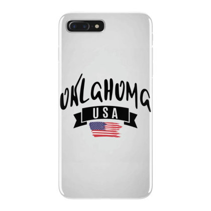 Oklahoma Iphone 7 Plus Case Designed By Alececonello