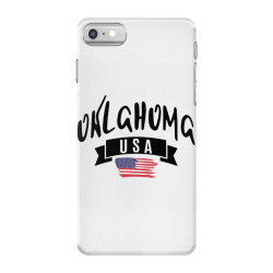 Oklahoma iPhone 7 Case | Artistshot