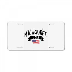 Milwaukee License Plate | Artistshot