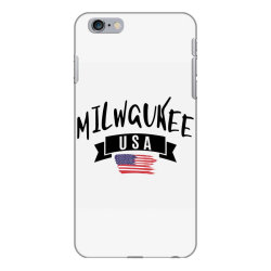 Milwaukee iPhone 6 Plus/6s Plus Case | Artistshot