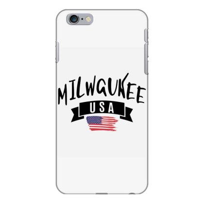 Milwaukee Iphone 6 Plus/6s Plus Case Designed By Alececonello