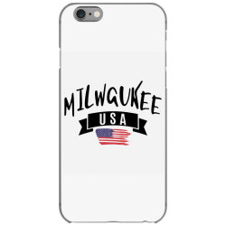 Milwaukee iPhone 6/6s Case | Artistshot