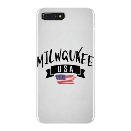 Milwaukee Iphone 7 Plus Case Designed By Alececonello