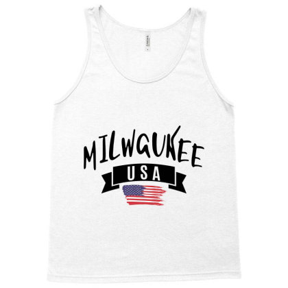 Milwaukee Tank Top Designed By Alececonello