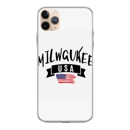 Milwaukee Iphone 11 Pro Max Case Designed By Alececonello