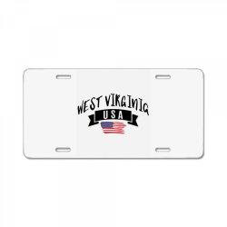 West Virginia License Plate | Artistshot