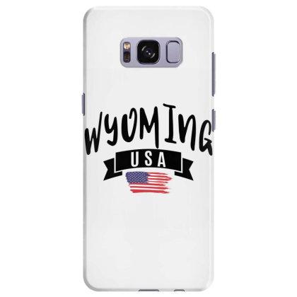 Wyoming Samsung Galaxy S8 Plus Case Designed By Alececonello