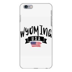 Wyoming iPhone 6 Plus/6s Plus Case   Artistshot