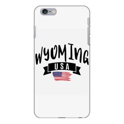 Wyoming Iphone 6 Plus/6s Plus Case Designed By Alececonello