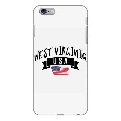West Virginia Iphone 6 Plus/6s Plus Case Designed By Alececonello