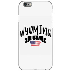Wyoming iPhone 6/6s Case   Artistshot