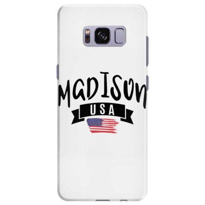 Madison Samsung Galaxy S8 Plus Case Designed By Alececonello