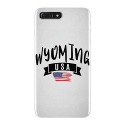 Wyoming iPhone 7 Plus Case   Artistshot