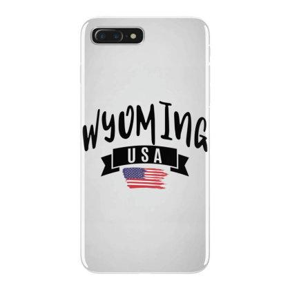 Wyoming Iphone 7 Plus Case Designed By Alececonello
