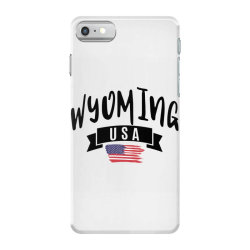 Wyoming iPhone 7 Case   Artistshot