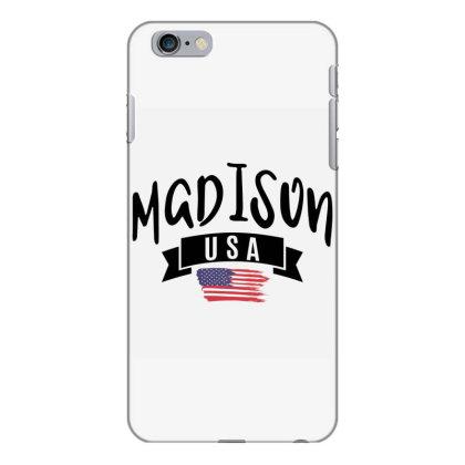 Madison Iphone 6 Plus/6s Plus Case Designed By Alececonello