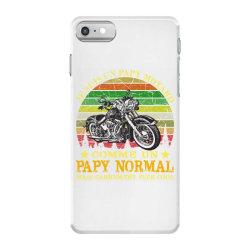 papy motard iPhone 7 Case | Artistshot