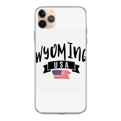 Wyoming Iphone 11 Pro Max Case Designed By Alececonello