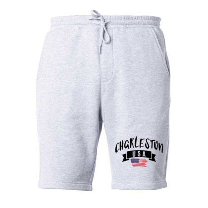 Charleston Fleece Short Designed By Alececonello