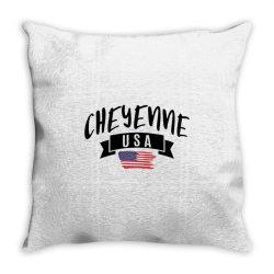 Cheyenne Throw Pillow | Artistshot