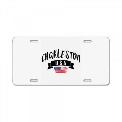 Charleston License Plate Designed By Alececonello