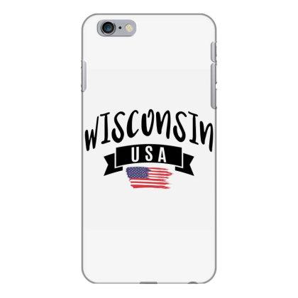 Wisconsin Iphone 6 Plus/6s Plus Case Designed By Alececonello