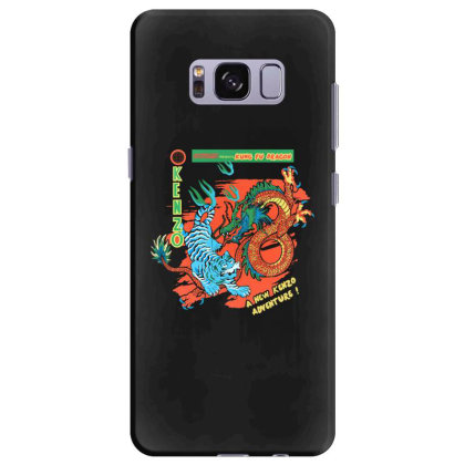 Kungfu Samsung Galaxy S8 Plus Case Designed By Disgus_thing
