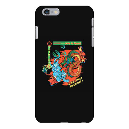 Kungfu Iphone 6 Plus/6s Plus Case Designed By Disgus_thing
